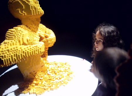 Alla mostra lego The Art of the brick